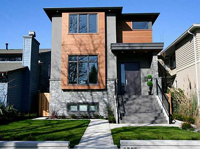 Main Photo: 3557 W 42ND Avenue in Vancouver: Southlands House for sale (Vancouver West)  : MLS®# V1049775