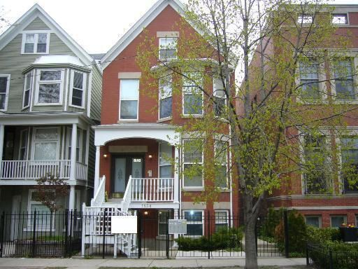Main Photo: 1534 GEORGE Street Unit G in CHICAGO: Lake View Rentals for rent ()  : MLS®# 08550692