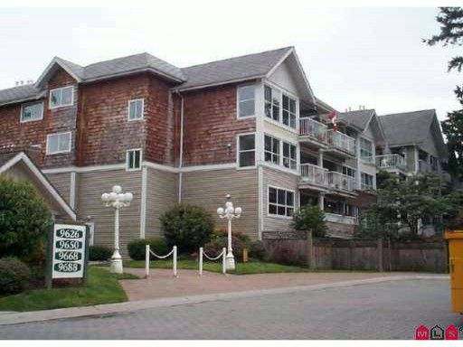 "Main Photo: 306 9668  148TH ST in Surrey: Guildford Condo for sale in ""HARTFORD WOODS"" (North Surrey)  : MLS®# F1207355"