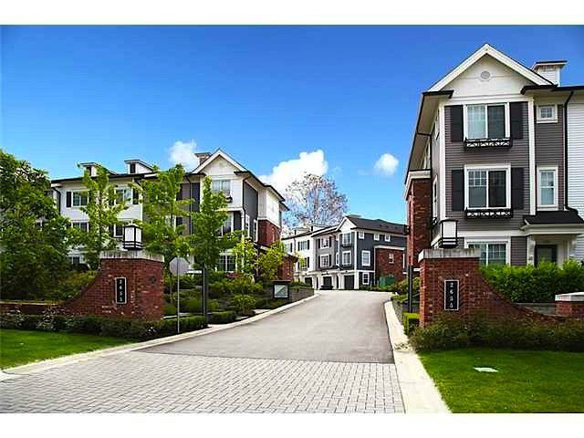 """Main Photo: 2016 2655 BEDFORD Street in Port Coquitlam: Central Pt Coquitlam Townhouse for sale in """"WESTWOOD"""" : MLS®# V1055178"""