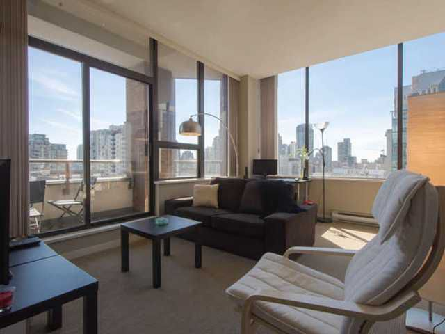 """Main Photo: 508 1010 HOWE Street in Vancouver: Downtown VW Condo for sale in """"1010 HOWE"""" (Vancouver West)  : MLS®# V1057776"""