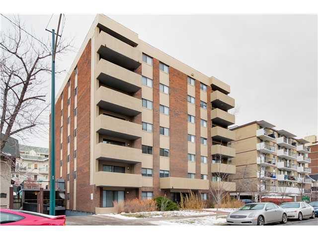 Main Photo: 305 1234 14 Avenue SW in Calgary: Connaught Condo for sale : MLS®# C3645863