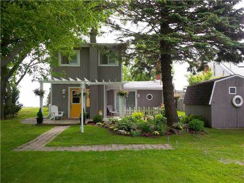 Main Photo: 83 Cedar Crest Beach Road in Clarington: Bowmanville House (1 1/2 Storey) for sale : MLS®# E3158332
