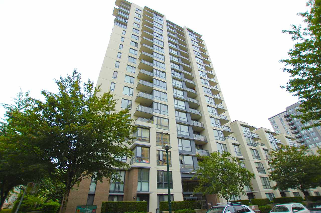 """Main Photo: 703 3588 CROWLEY Drive in Vancouver: Collingwood VE Condo for sale in """"THE NEXUS"""" (Vancouver East)  : MLS®# R2076536"""