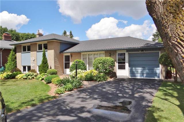 Main Photo: 69 Dawson Road: Orangeville House (Backsplit 3) for sale : MLS®# W3562537