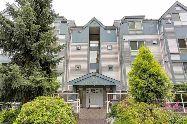 Main Photo: 307 7465 SANDBORNE Avenue in Burnaby: South Slope Condo for sale (Burnaby South)  : MLS®# R2113350