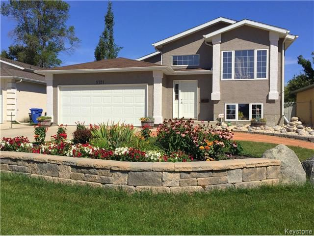 Main Photo: 5721 Roblin Boulevard in Winnipeg: Residential for sale (1F)  : MLS®# 1627296