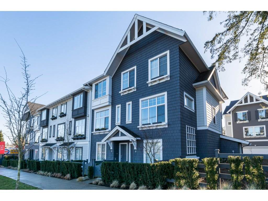 "Main Photo: 25 15128 24 Avenue in Surrey: Sunnyside Park Surrey Townhouse for sale in ""Semiahmoo Trail"" (South Surrey White Rock)  : MLS®# R2133740"