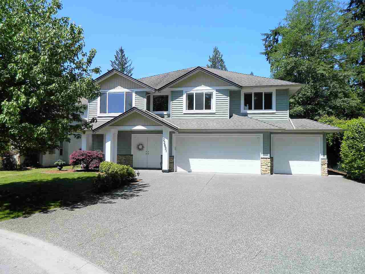 Main Photo: 22891 127TH Avenue in Maple Ridge: East Central House for sale : MLS®# R2170101