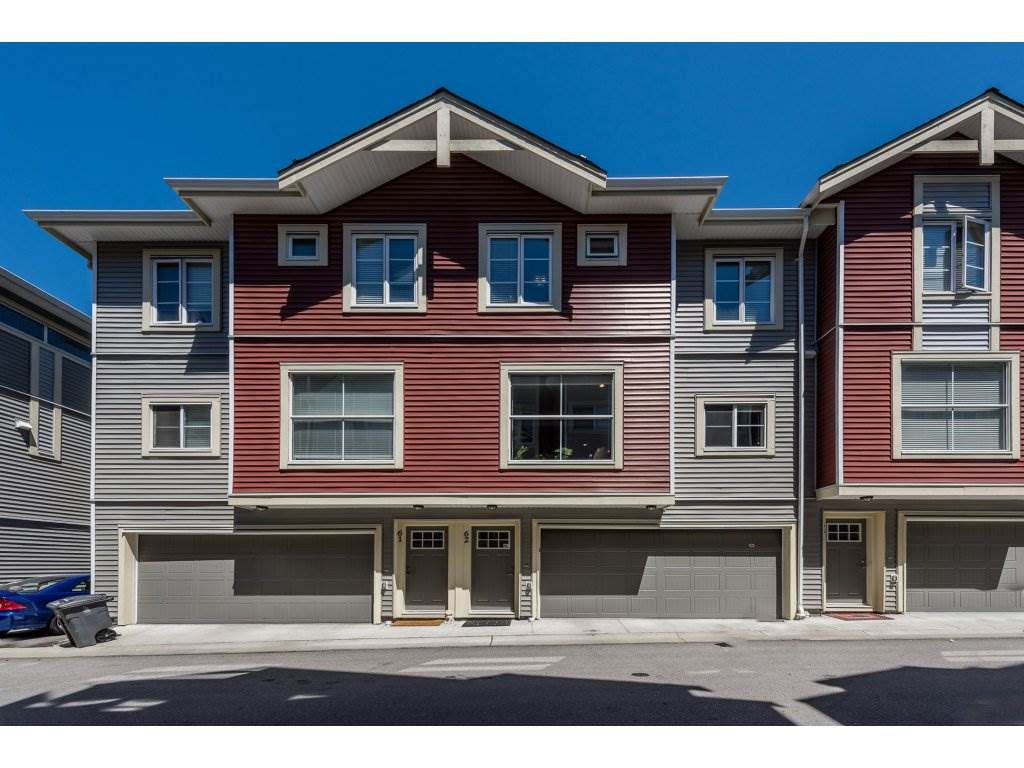 Main Photo: 62 6945 185 STREET in Surrey: Clayton Townhouse for sale (Cloverdale)  : MLS®# R2181913