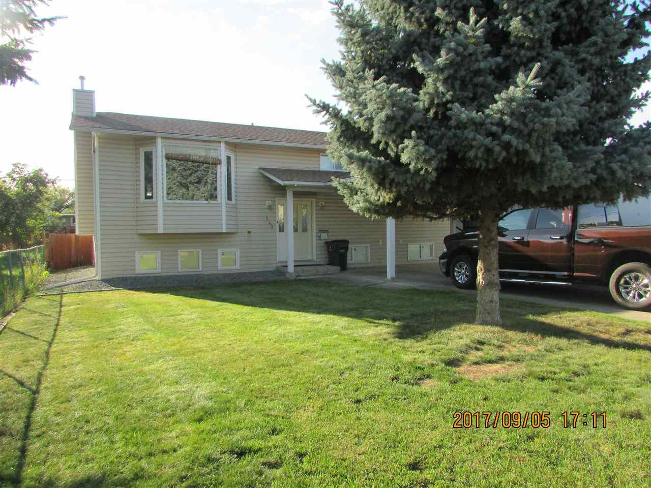 Main Photo: 543 DOUGLAS Street in Prince George: Central House for sale (PG City Central (Zone 72))  : MLS®# R2203274