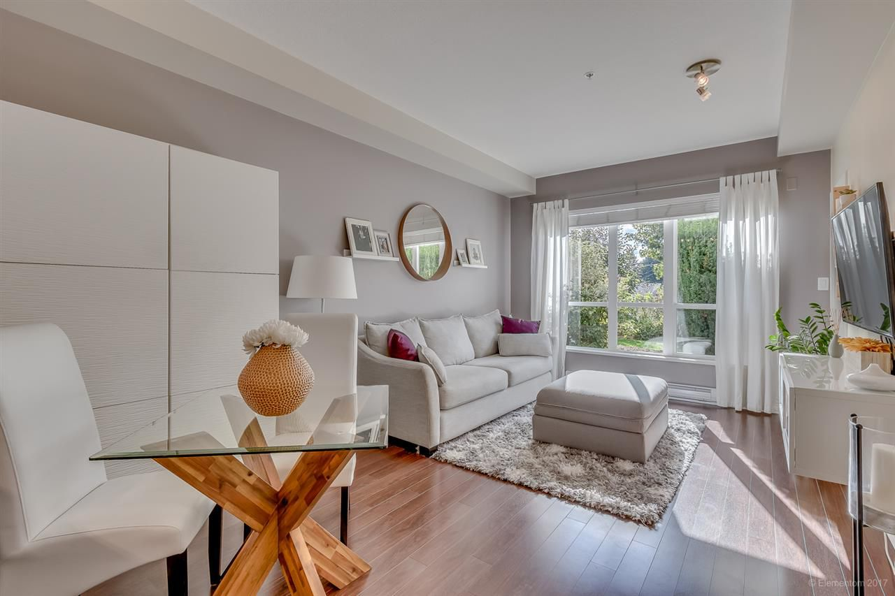 """Main Photo: 219 6440 194 Street in Surrey: Clayton Condo for sale in """"Waterstone"""" (Cloverdale)  : MLS®# R2213254"""