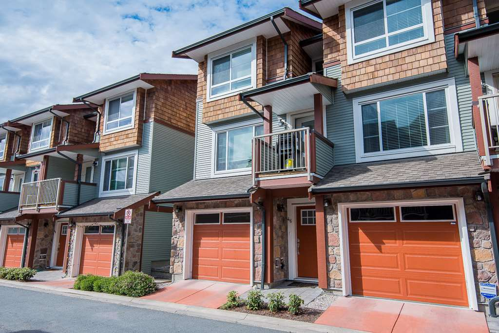 "Main Photo: 46 23651 132 Avenue in Maple Ridge: Silver Valley Townhouse for sale in ""Myron's Muse"" : MLS®# R2277468"