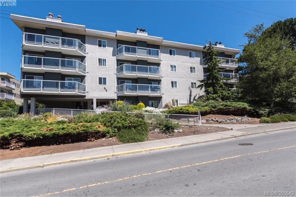 Main Photo: 405 976 Inverness Road in VICTORIA: SE Quadra Condo Apartment for sale (Saanich East)  : MLS®# 395542