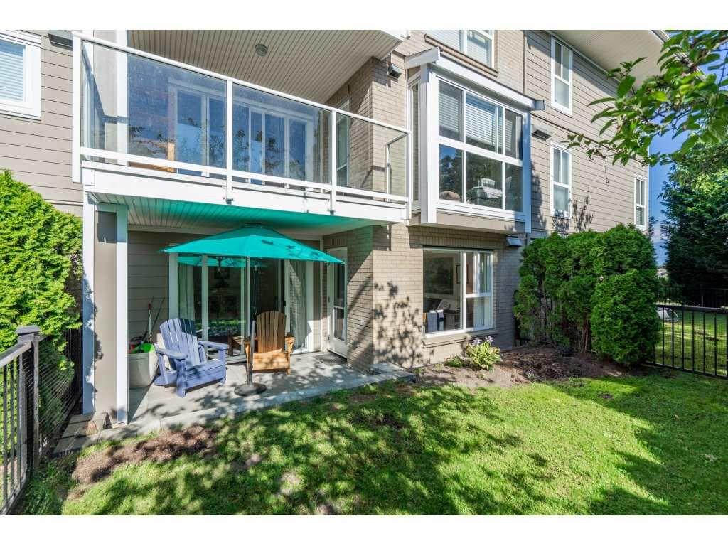 """Main Photo: 106 22255 122 Avenue in Maple Ridge: West Central Condo for sale in """"MAGNOLIA GATE"""" : MLS®# R2291686"""