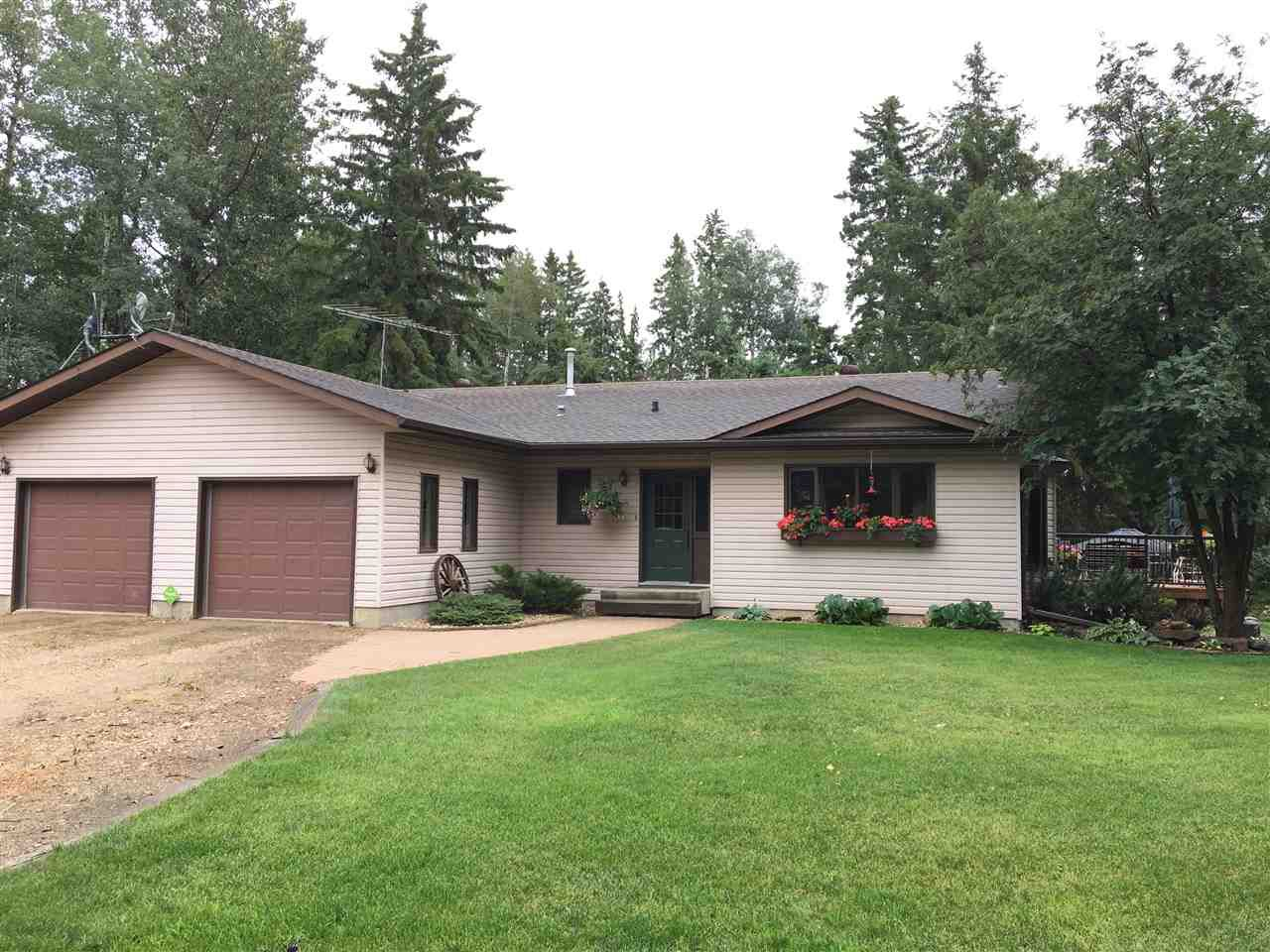Main Photo: 60213 RR 260: Rural Westlock County House for sale : MLS®# E4122363