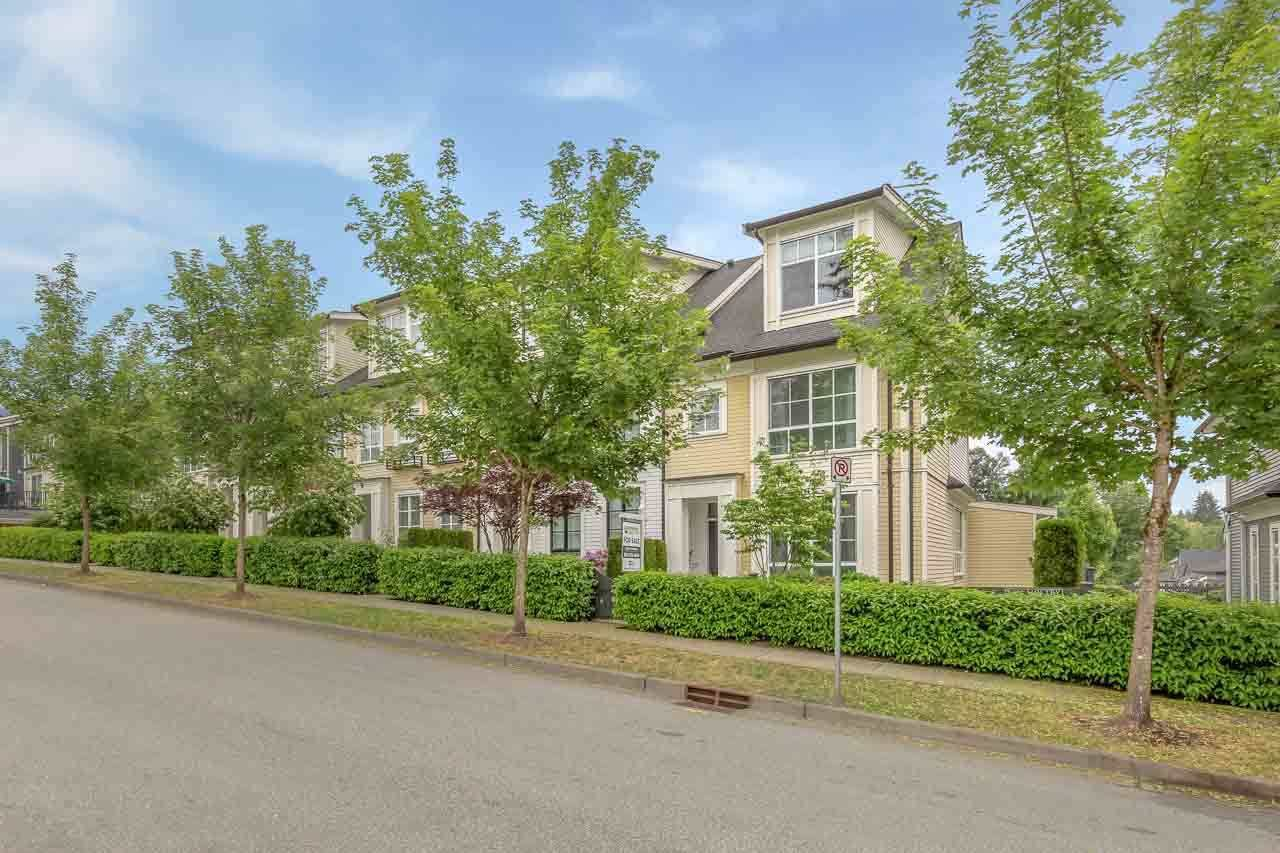"Main Photo: 7 1231 HOLTBY Street in Coquitlam: Burke Mountain Townhouse for sale in ""TATTON EAST"" : MLS®# R2303158"
