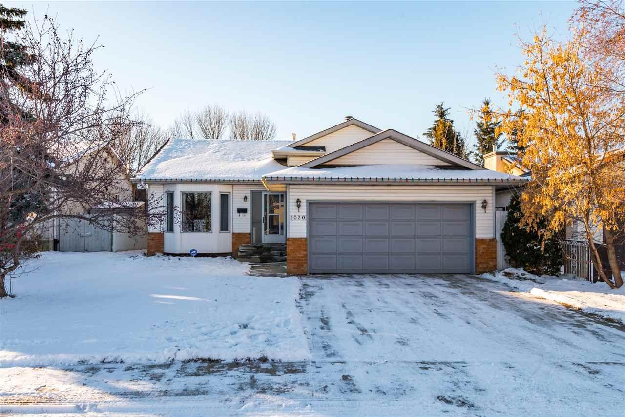 Main Photo: 1020 45 Street in Edmonton: Zone 29 House for sale : MLS®# E4135641