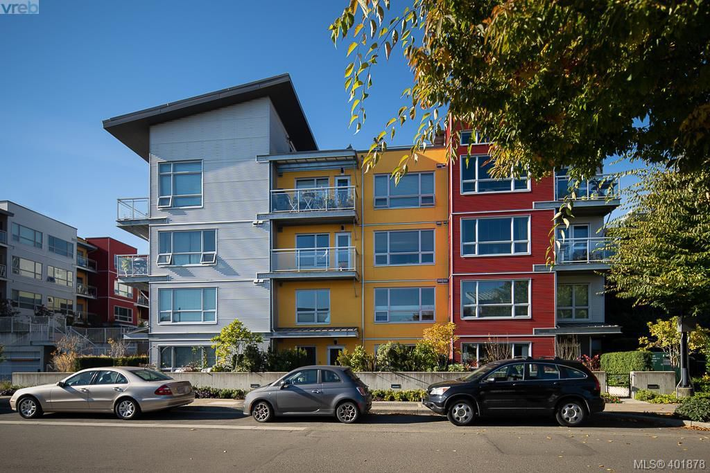 Main Photo: 109 787 Tyee Road in VICTORIA: VW Victoria West Condo Apartment for sale (Victoria West)  : MLS®# 401878