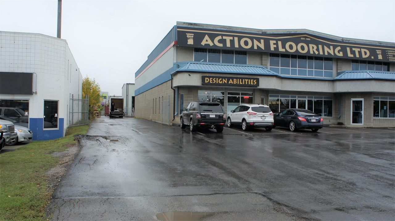 Main Photo: 9247-9249 50 Street NW in Edmonton: Zone 42 Industrial for sale or lease : MLS®# E4136954