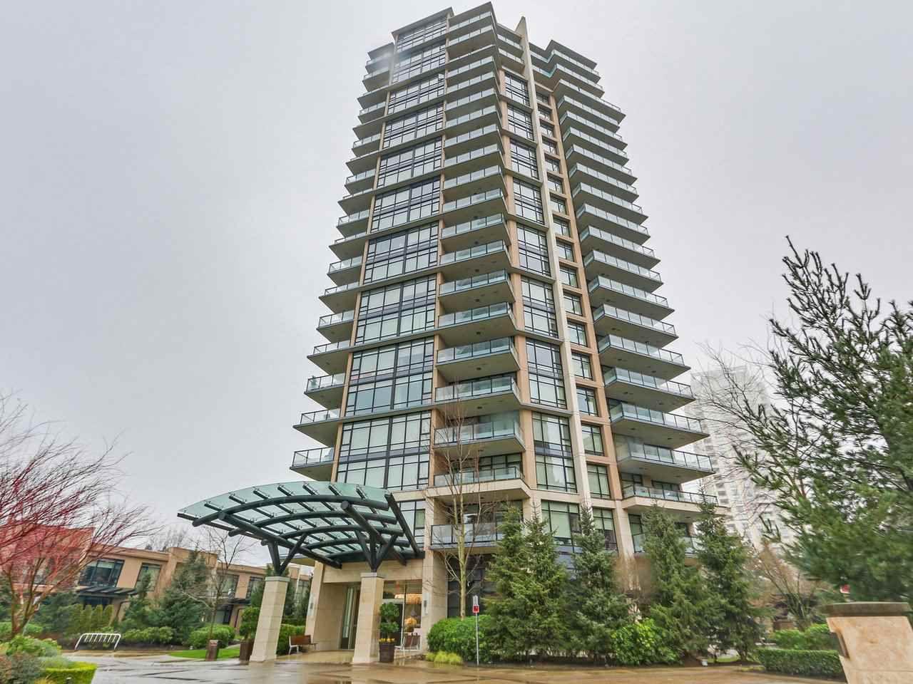 "Main Photo: 301 6168 WILSON Avenue in Burnaby: Metrotown Condo for sale in ""JEWEL II"" (Burnaby South)  : MLS®# R2334689"