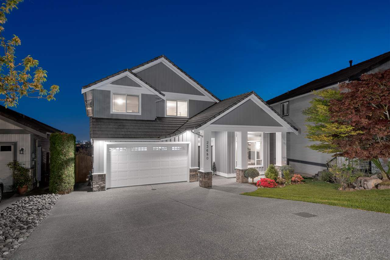 "Main Photo: 23680 BOULDER Place in Maple Ridge: Silver Valley House for sale in ""ROCK RIDGE"" : MLS®# R2366812"