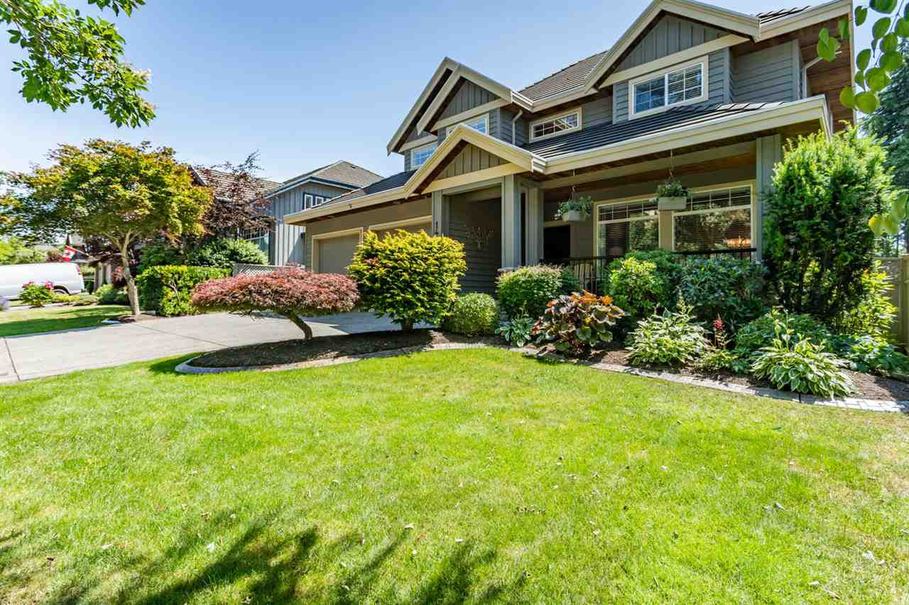 """Main Photo: 14916 22A Avenue in Surrey: Sunnyside Park Surrey House for sale in """"MERIDIAN BY THE SEA"""" (South Surrey White Rock)  : MLS®# R2382777"""