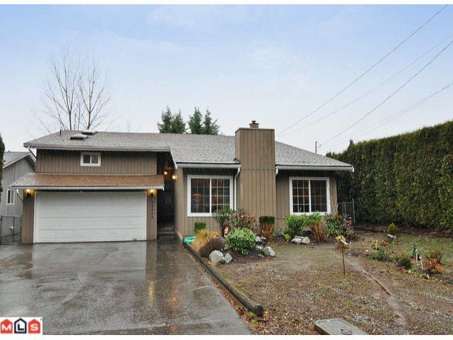 """Main Photo: 34445 DONLYN Avenue in Abbotsford: Abbotsford East House for sale in """"Laburnum"""" : MLS®# F1129359"""