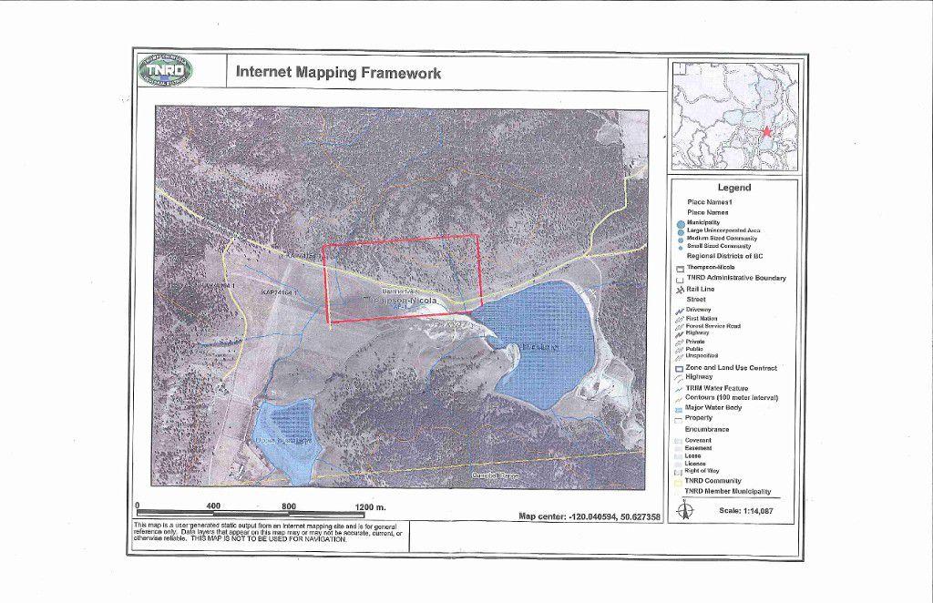 Main Photo: 10 Barnhartvale Road in Kamloops: Barnhartvale Land Only for sale : MLS®# 113229