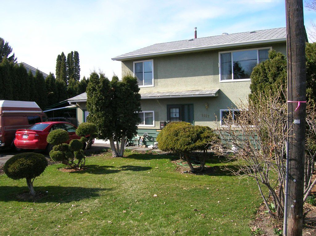 Main Photo: 1112 Ponlen Street in Kamloops: Brocklehurst House for sale : MLS®# 117956