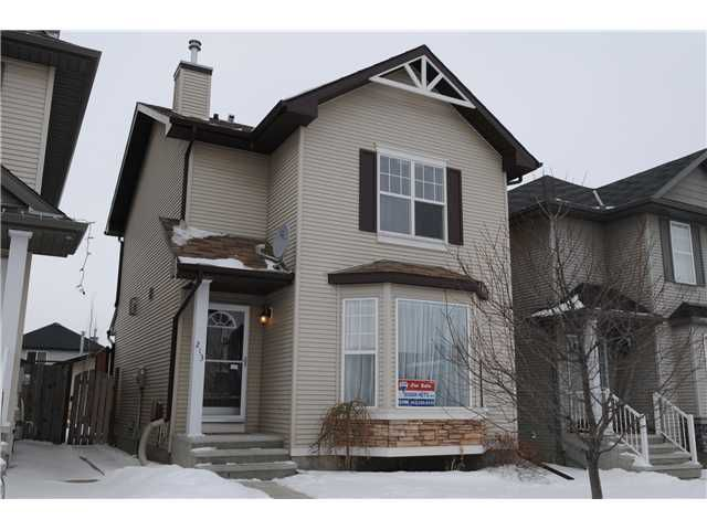 Main Photo: 213 CRANBERRY Square SE in CALGARY: Cranston Residential Detached Single Family for sale (Calgary)  : MLS®# C3606885