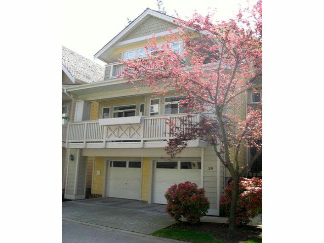 """Main Photo: 38 2588 152 Street in Surrey: King George Corridor Townhouse for sale in """"Woodgrove"""" (South Surrey White Rock)  : MLS®# F1410452"""