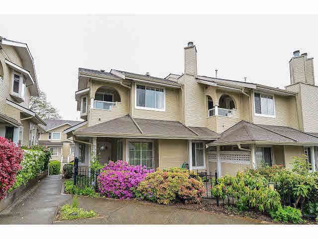 """Main Photo: 54 7613 WHITESPRAY Drive in Vancouver: Marpole Townhouse for sale in """"LANGARA SPRINGS"""" (Vancouver West)  : MLS®# V1063410"""