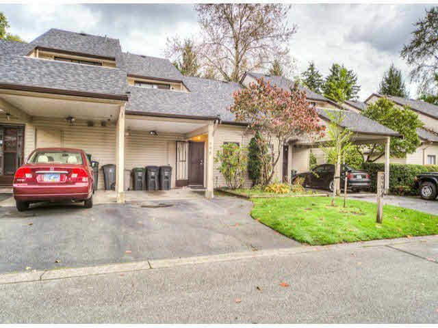 """Main Photo: 805 9274 122ND Street in Surrey: Queen Mary Park Surrey Townhouse for sale in """"WHISPERING CEDARS"""" : MLS®# F1425476"""