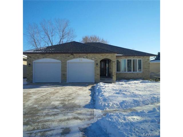 Main Photo: 54 Chornick Drive in WINNIPEG: North Kildonan Residential for sale (North East Winnipeg)  : MLS®# 1500741