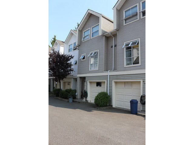 """Main Photo: 602 14188 103A Avenue in Surrey: Whalley Townhouse for sale in """"Ashbury Lane"""" (North Surrey)  : MLS®# F1445984"""