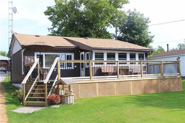 Main Photo: 188 Driftwood Shores Road in Kawartha Lakes: Rural Eldon House (Bungalow) for sale : MLS®# X3263565