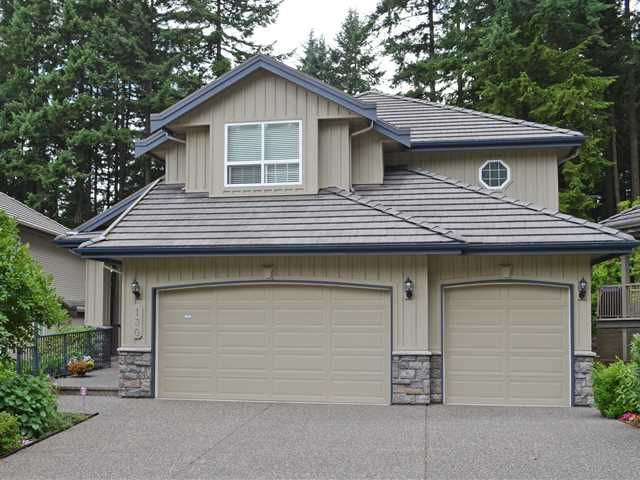 """Main Photo: 130 EAGLE Pass in Port Moody: Heritage Mountain House for sale in """"HERITAGE MOUNTAIN"""" : MLS®# V1135825"""