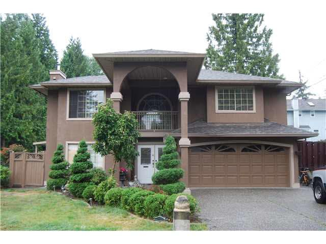 """Main Photo: 3751 SEFTON Street in PORT COQ: Oxford Heights House for sale in """"N/A"""" (Port Coquitlam)  : MLS®# V1141494"""