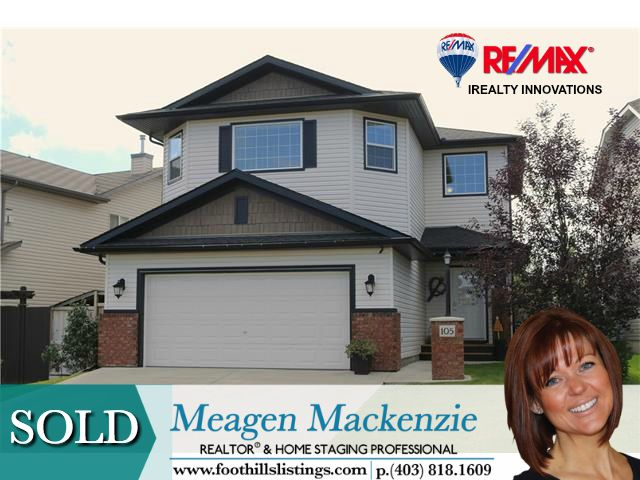 SOLD OKOTOKS PROPERTY