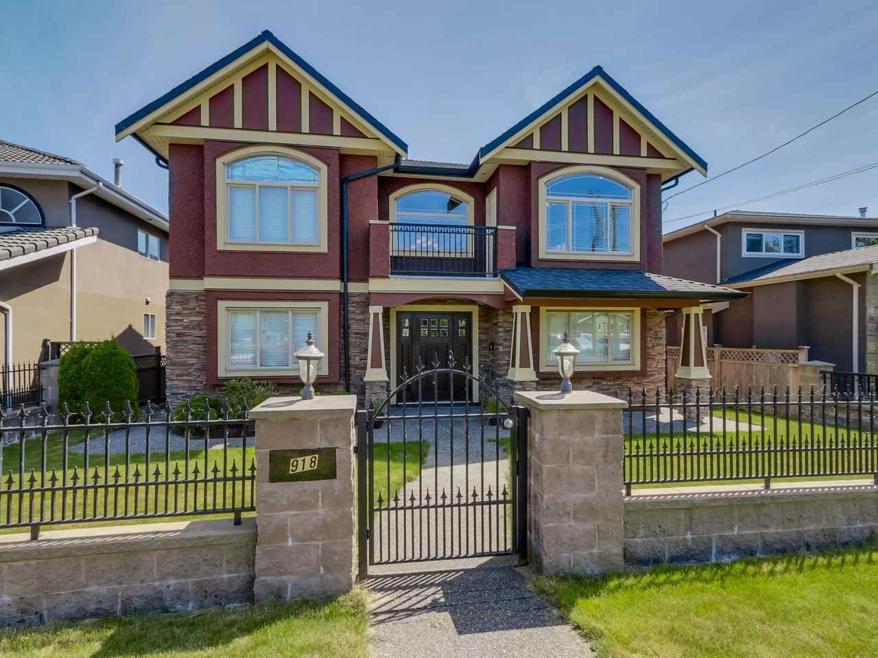 "Main Photo: 918 SPERLING Avenue in Burnaby: Sperling-Duthie House for sale in ""Sperling-Duthie"" (Burnaby North)  : MLS®# R2069619"