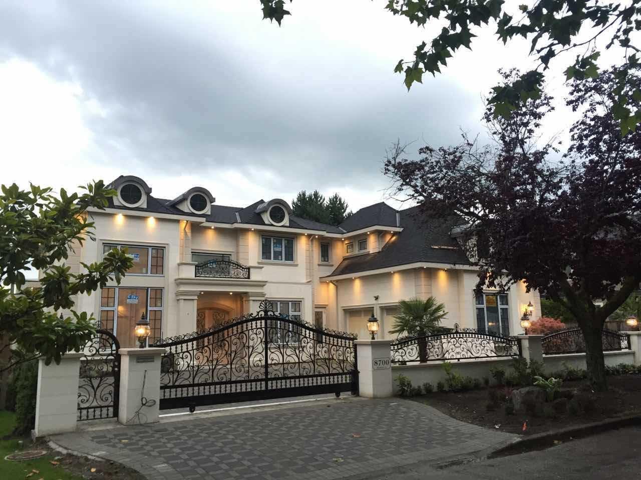 Main Photo: 8700 FAIRFAX Crescent in Richmond: Seafair House for sale : MLS®# R2083491