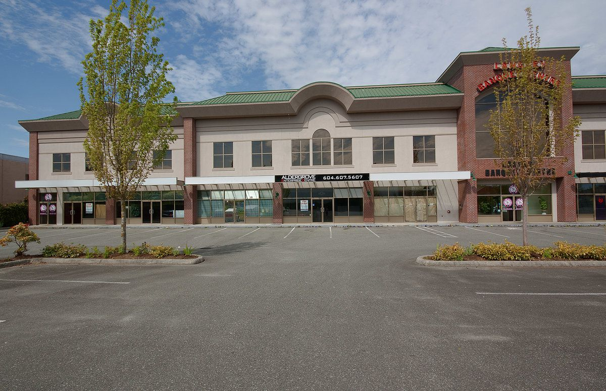 Main Photo: 4 3227 264 STREET in Langley: Aldergrove Langley Office for lease : MLS®# C8015916