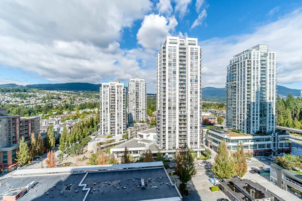 Main Photo: 1706 1155 THE HIGH STREET in Coquitlam: North Coquitlam Condo for sale : MLS®# R2208275