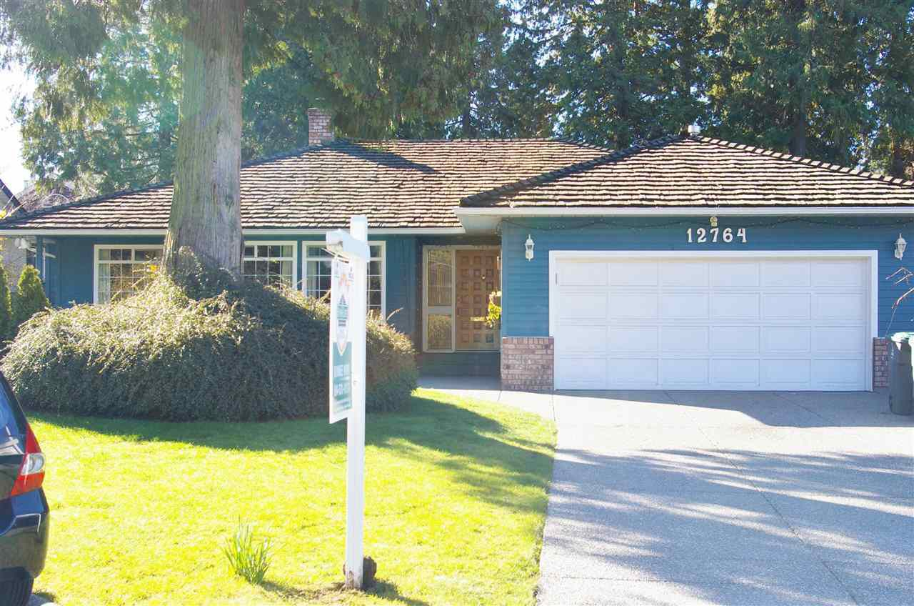 """Main Photo: 12764 20A Avenue in Surrey: Crescent Bch Ocean Pk. House for sale in """"Ocean Cliff"""" (South Surrey White Rock)  : MLS®# R2246276"""