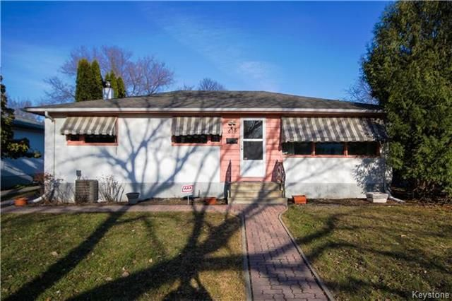Main Photo: 618 Oxford Street in Winnipeg: River Heights South Residential for sale (1D)  : MLS®# 1809811