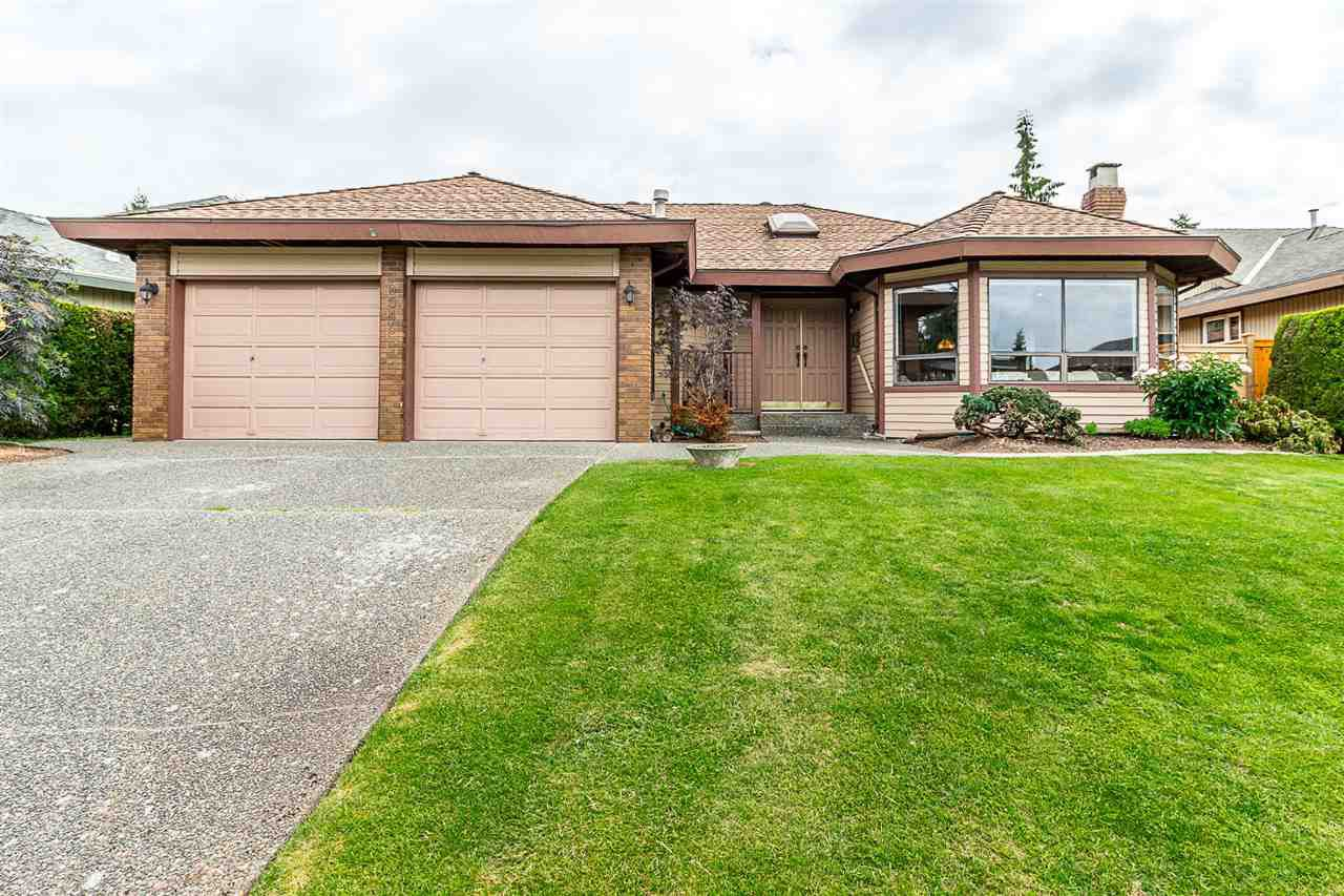 "Main Photo: 10546 GLENWOOD Drive in Surrey: Fraser Heights House for sale in ""Fraser Glen Heigbourhood"" (North Surrey)  : MLS®# R2273246"