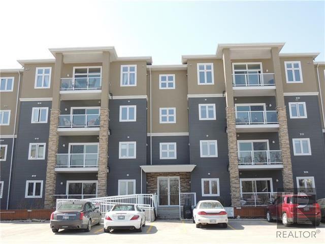Main Photo: 207 1145 St Anne's Road in Winnipeg: River Park South Condominium for sale (2F)  : MLS®# 1825656