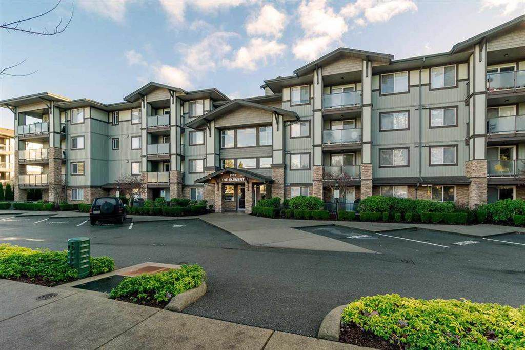 """Main Photo: 110 2038 SANDALWOOD Crescent in Abbotsford: Central Abbotsford Condo for sale in """"THE ELEMENT"""" : MLS®# R2327793"""
