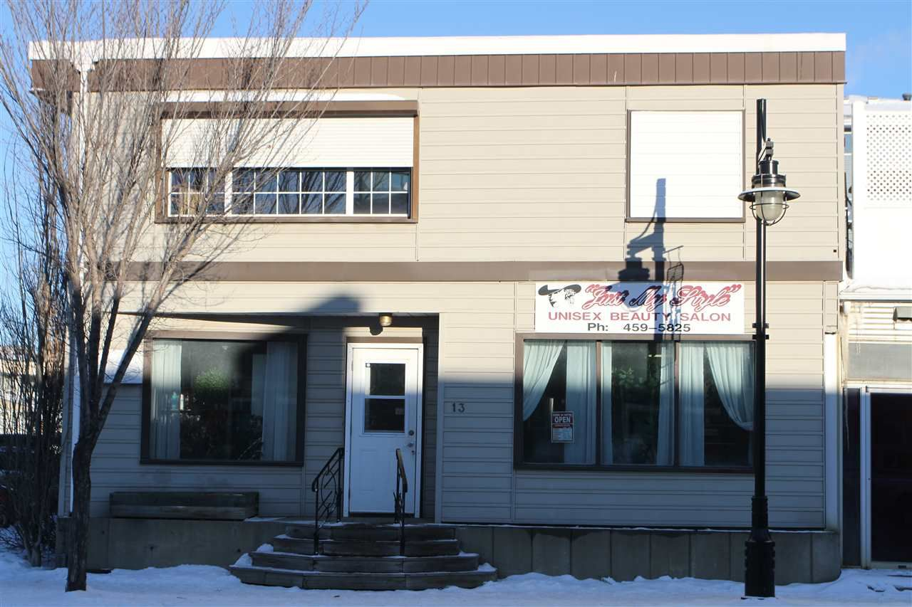 Main Photo: 13 Perron Street: St. Albert Business for sale : MLS®# E4141402